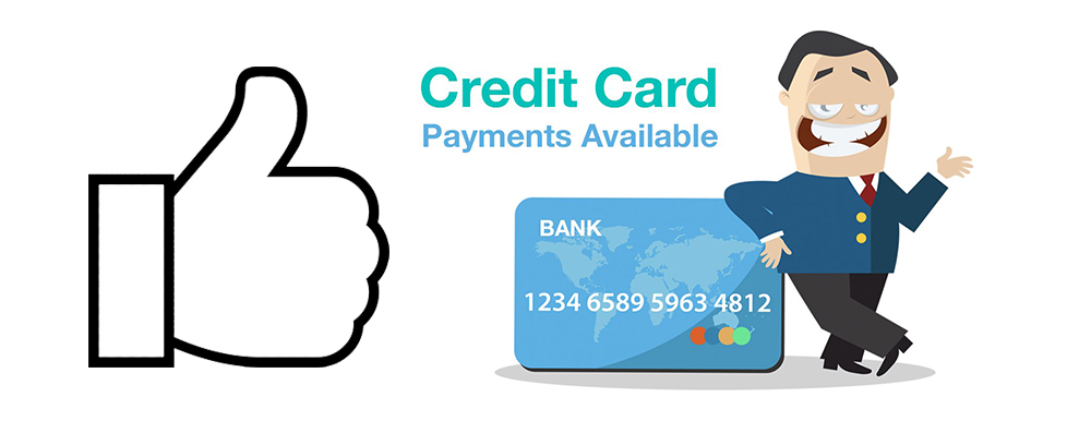 Credit Card Payment is available now - AMT Electronics amt-sales.com