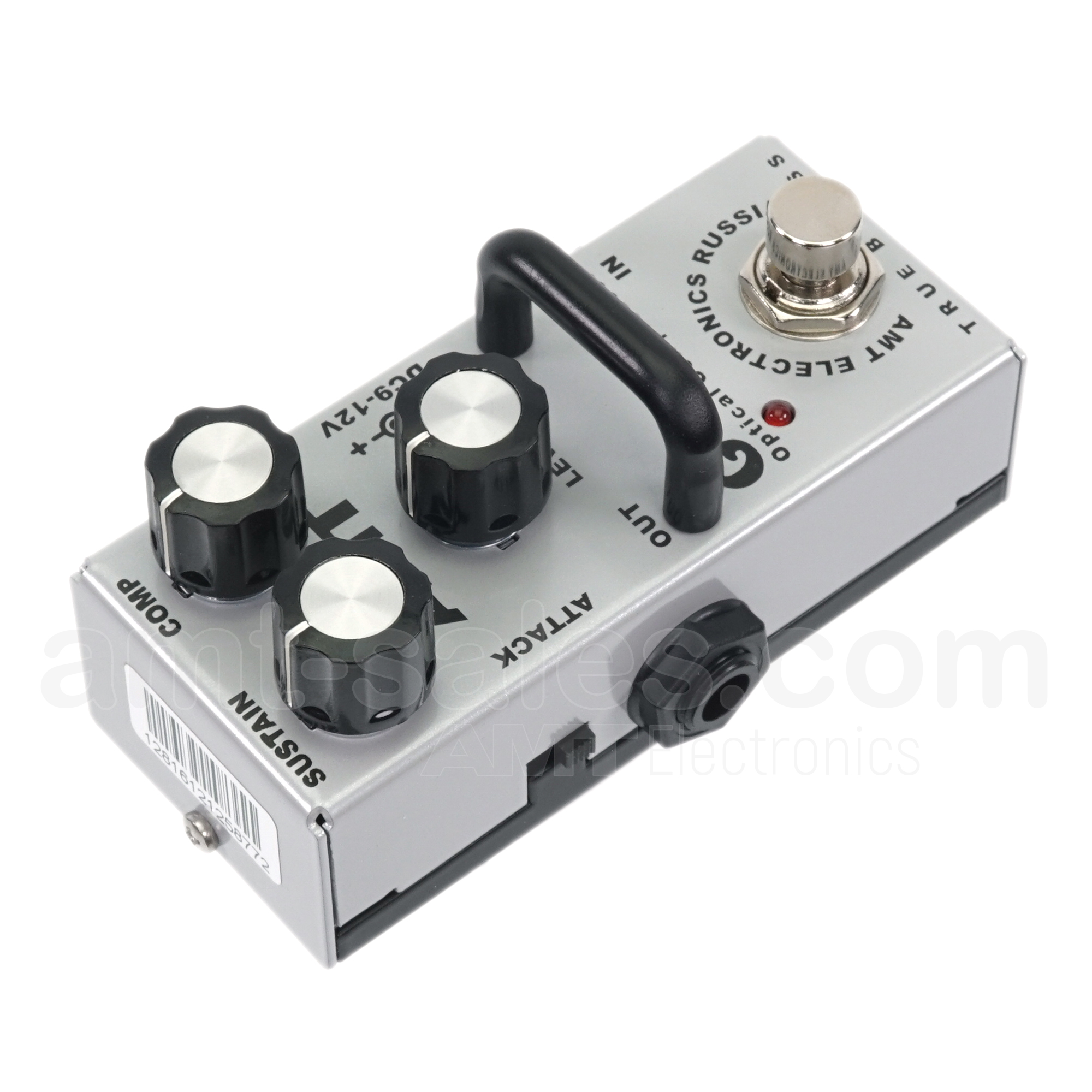 AMT G-Packer - optical compressor for guitar