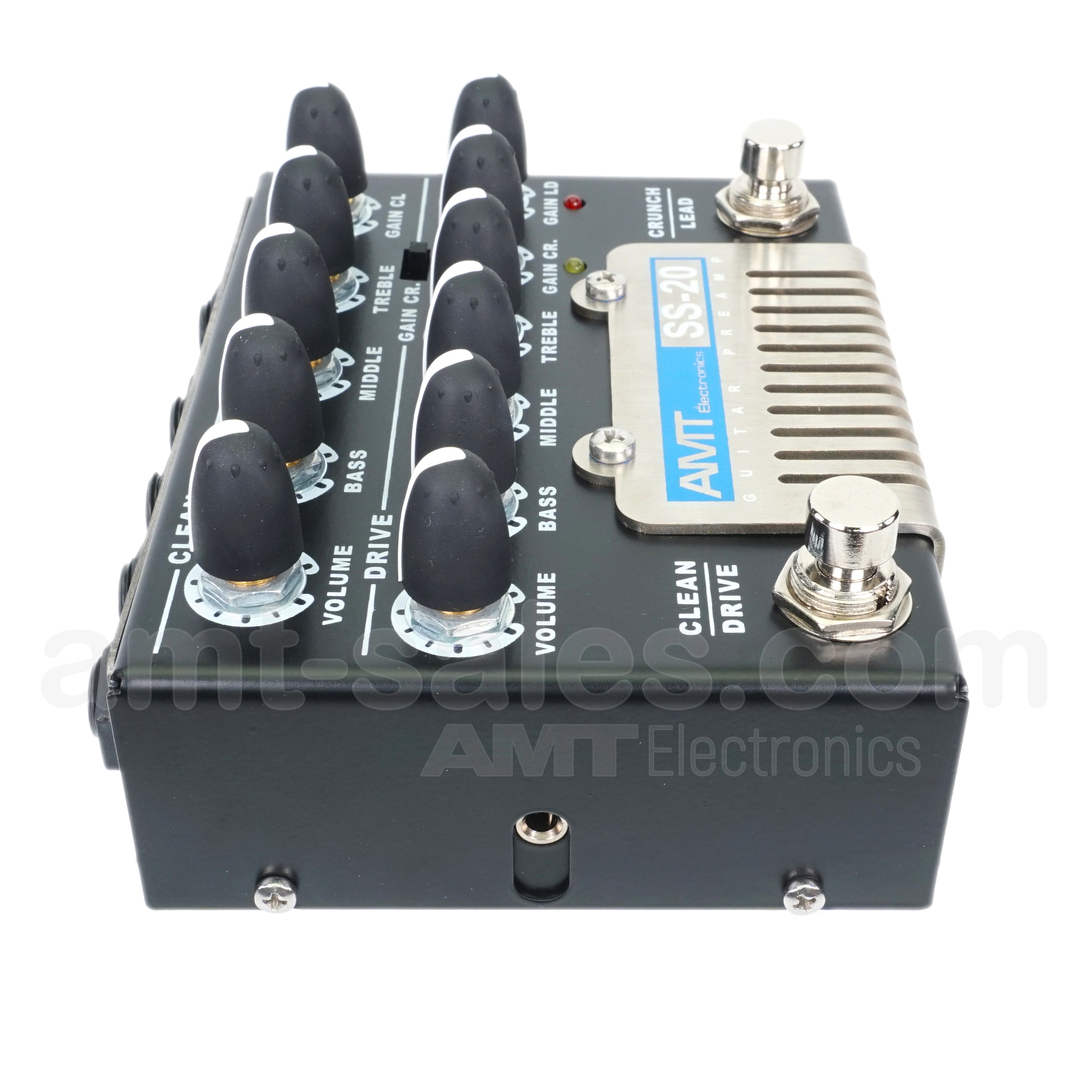 AMT SS-20 - 3-channel Tube Guitar Preamp