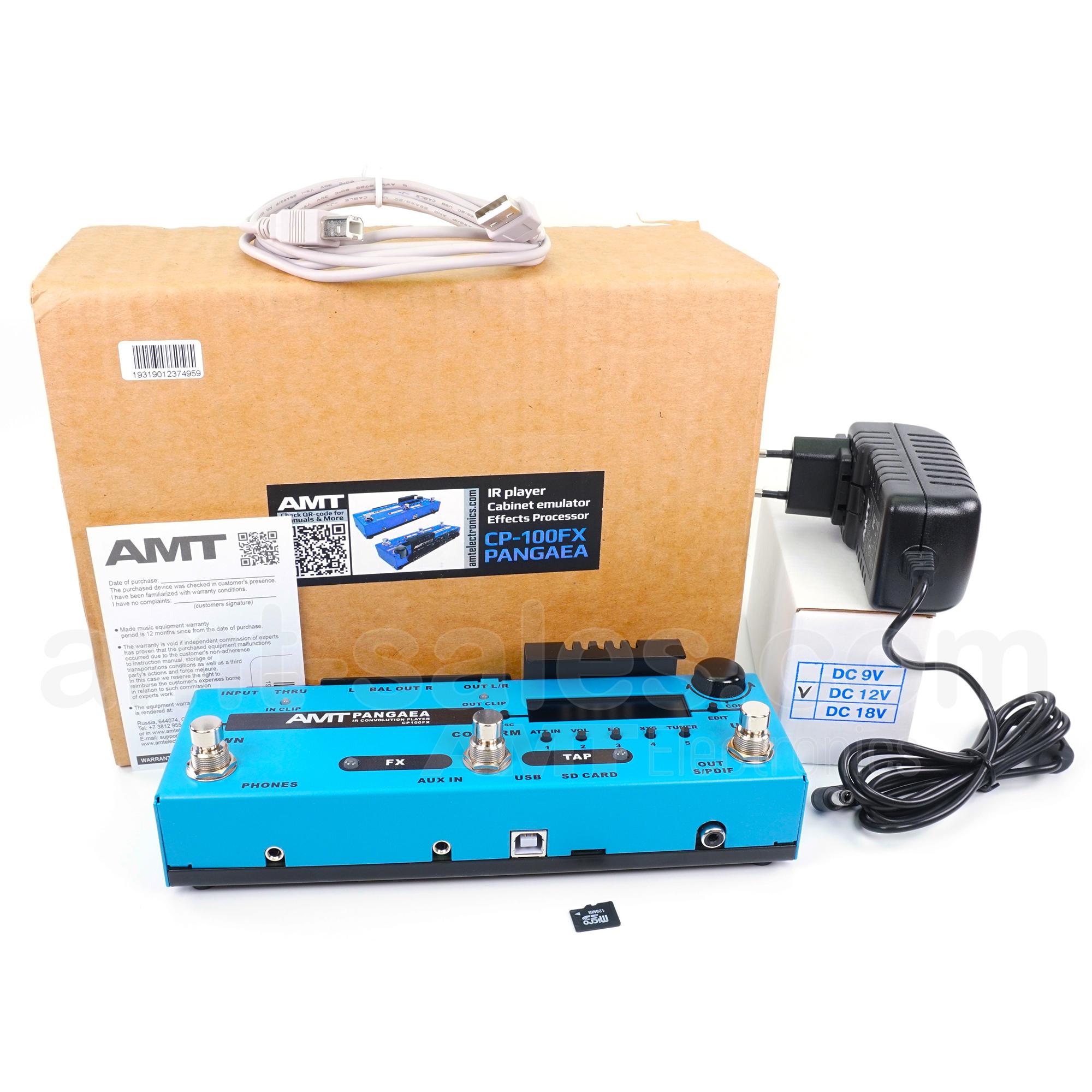 AMT PANGAEA CP-100FX