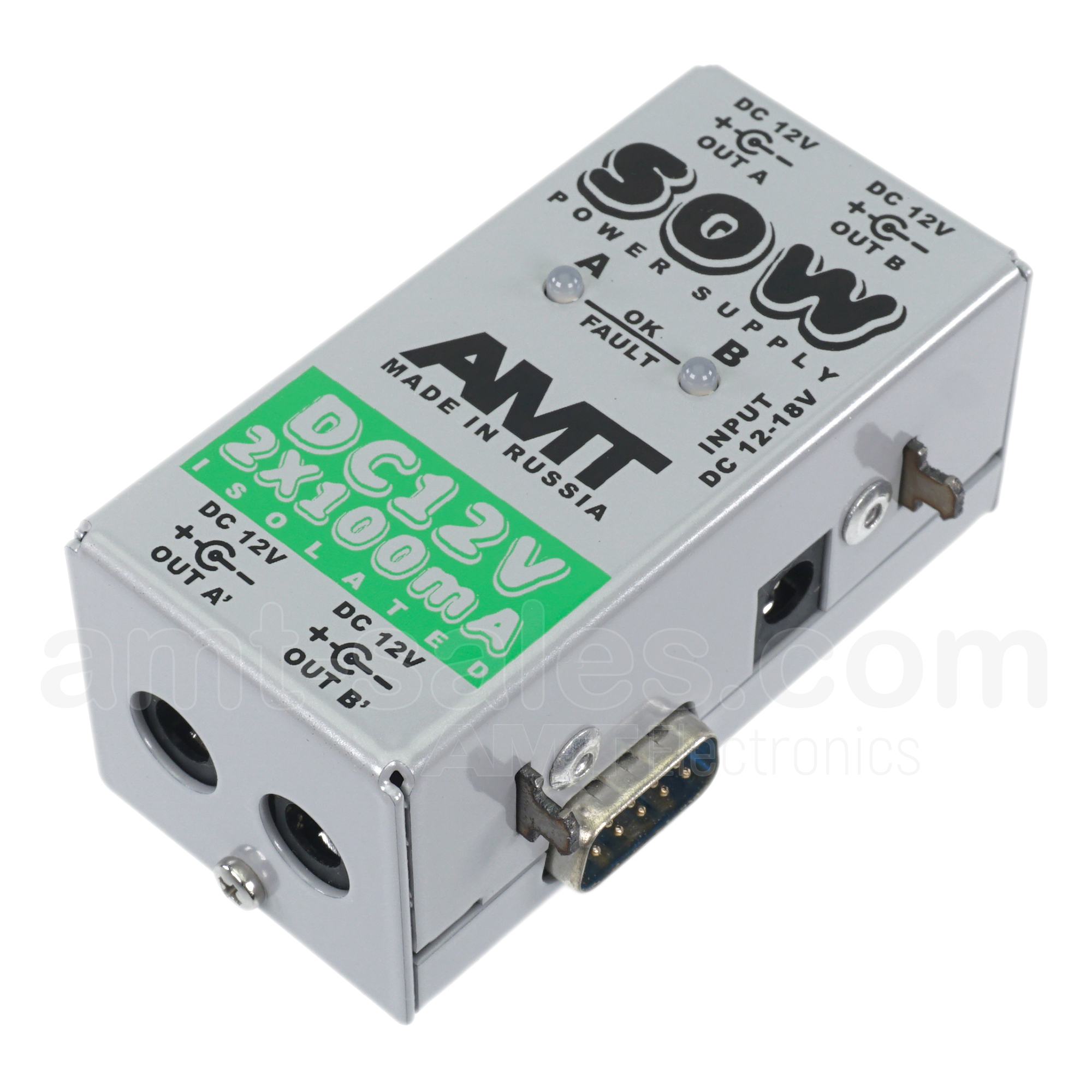 AMT SOW PS-2 DC-12V 2x100mA - power supply module