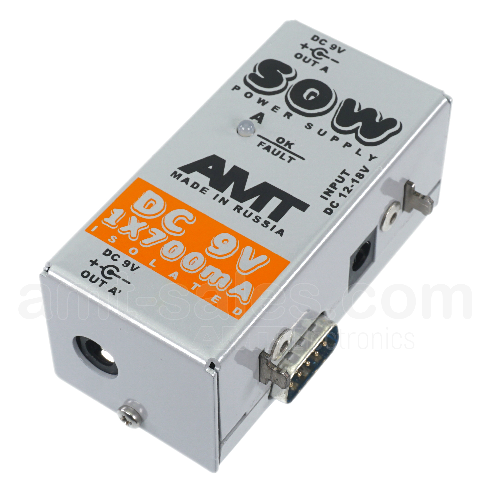AMT SOW PS DC-9V 1x700mA - power supply module