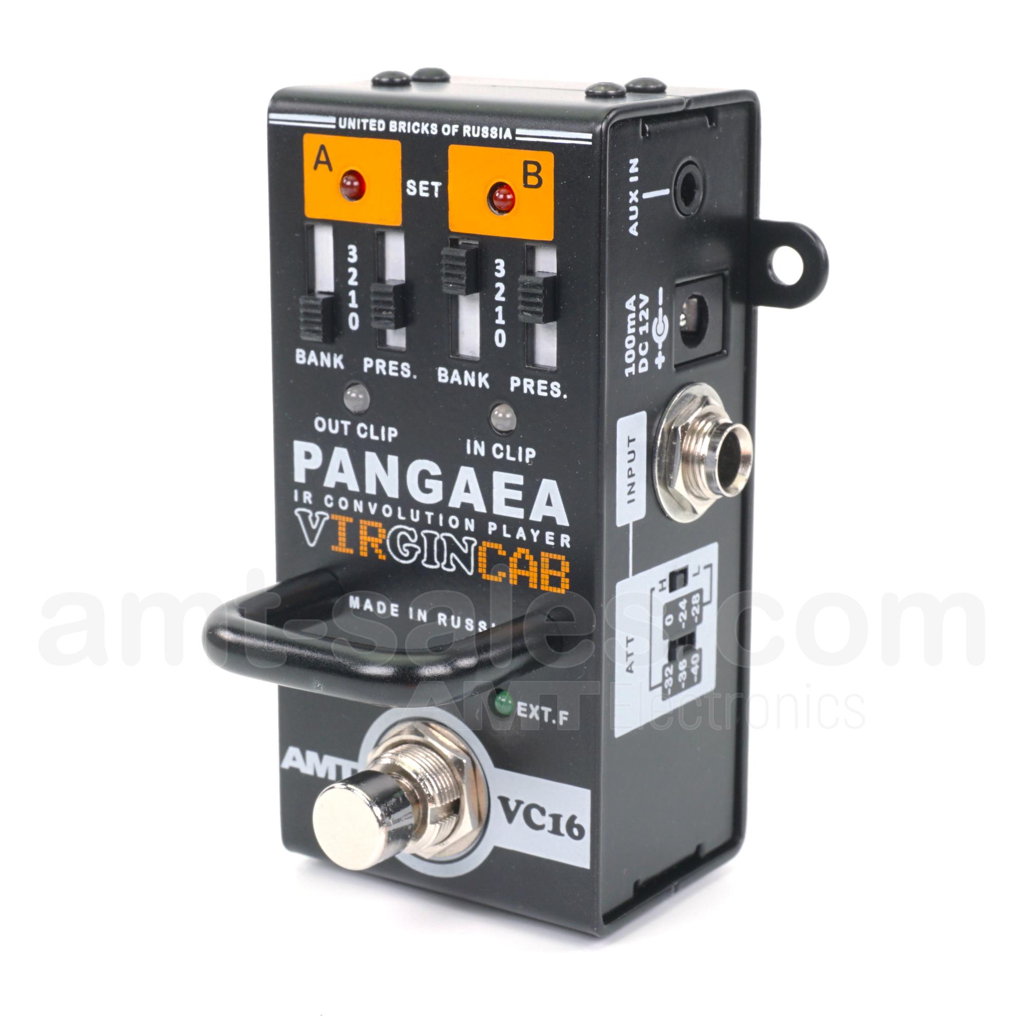 AMT Pangaea VIRGINCAB VC-16