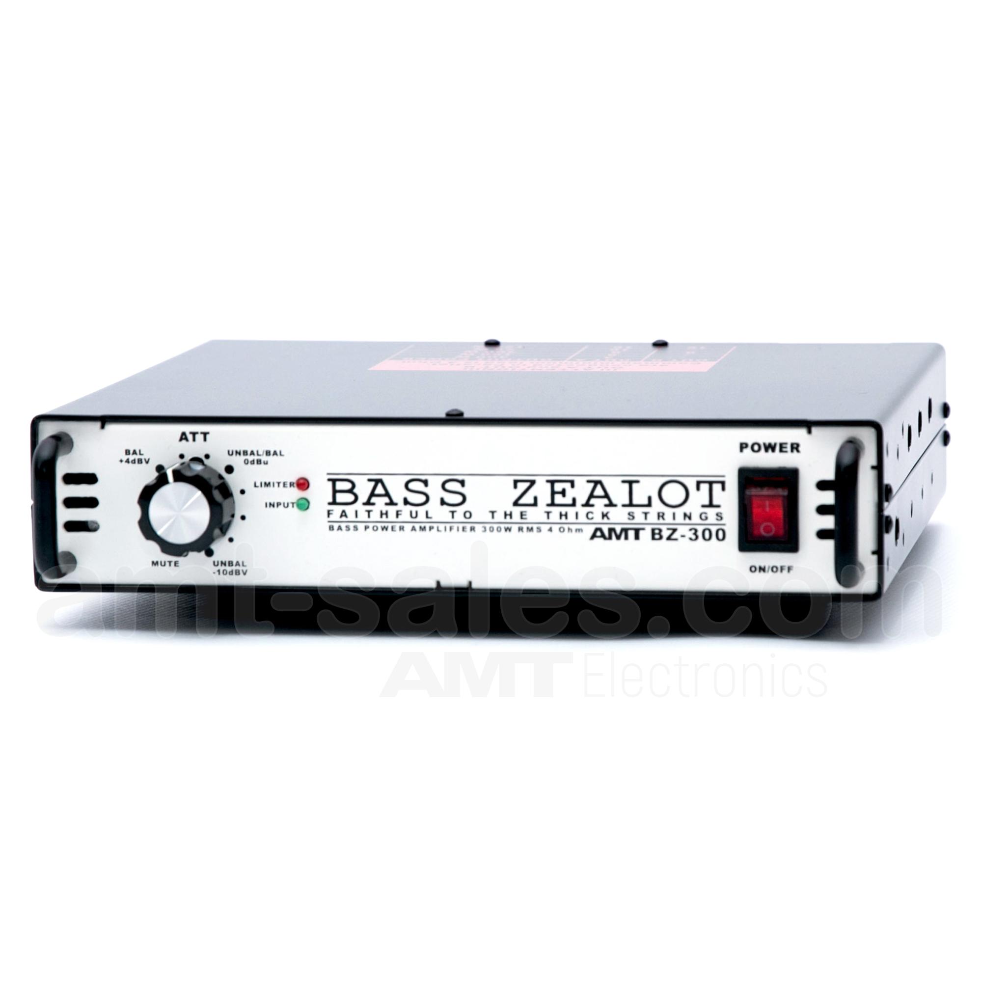 AMT Bass ZEALOT BZ-300 - Bass Power Amplifier