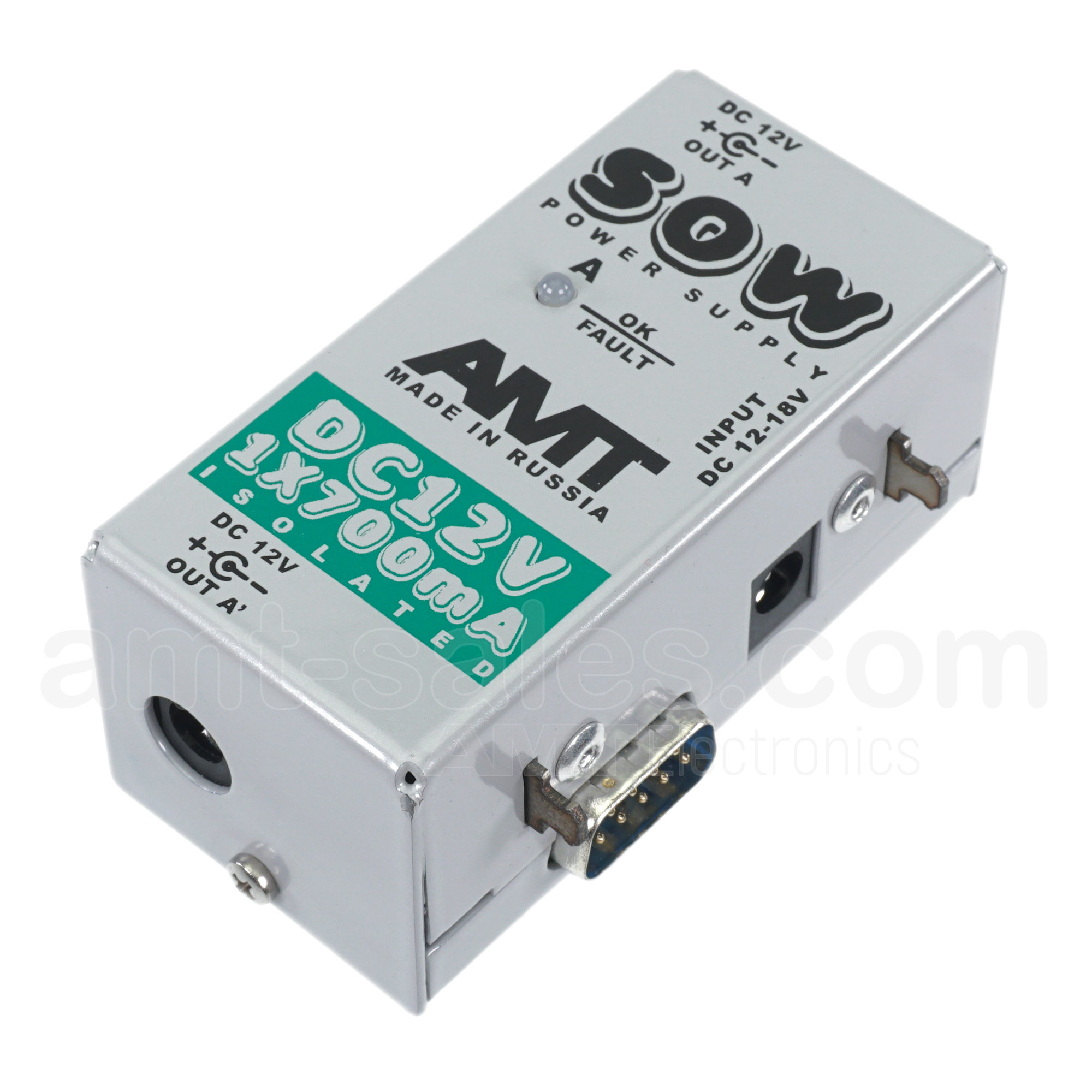 AMT SOW PS DC-12V 1x700mA - power supply module