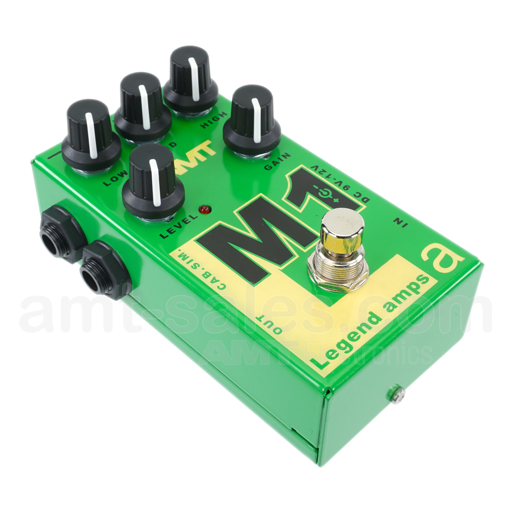 AMT M1 - JFET guitar preamp (1 channel) Marshall