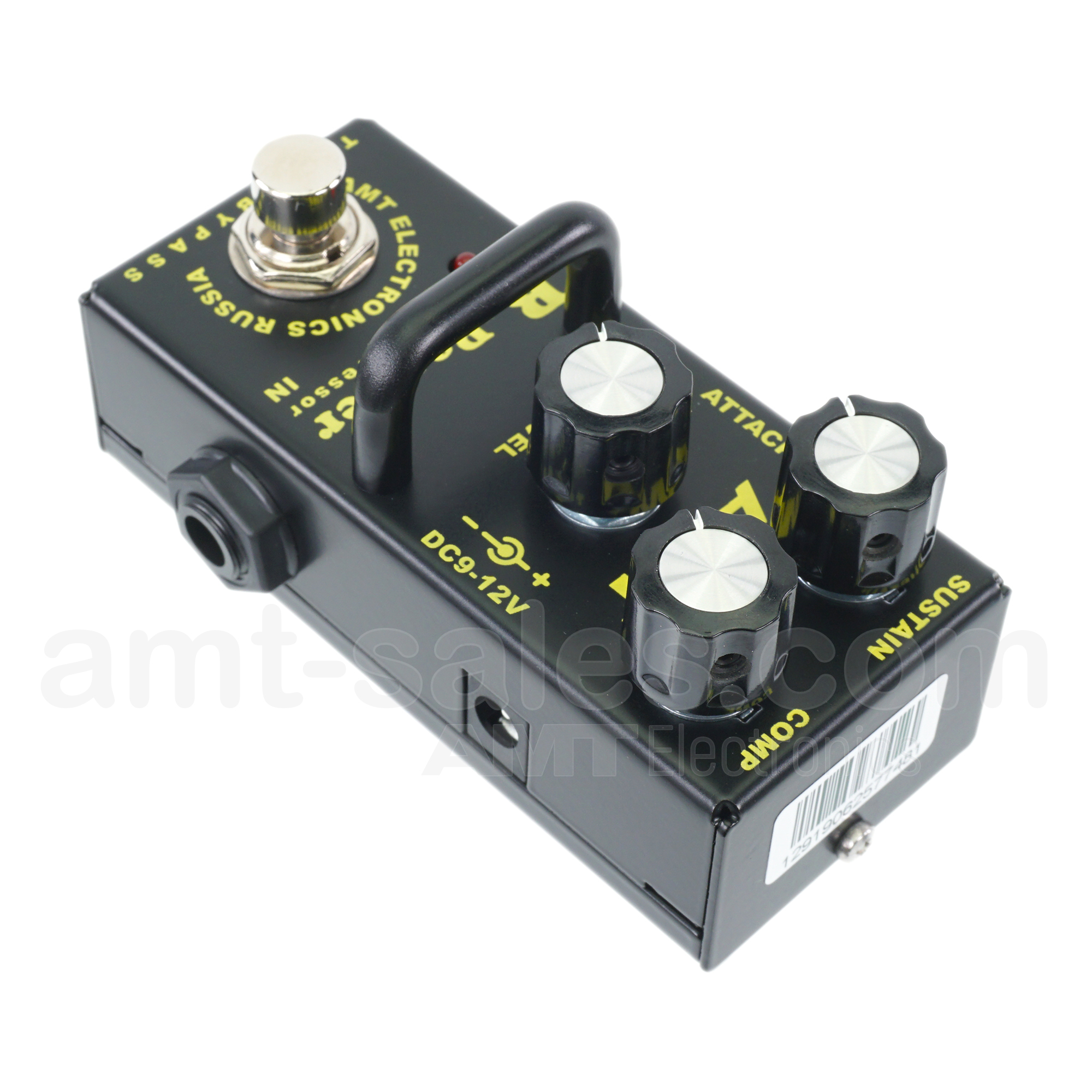 AMT B-Packer - optical compressor for bass