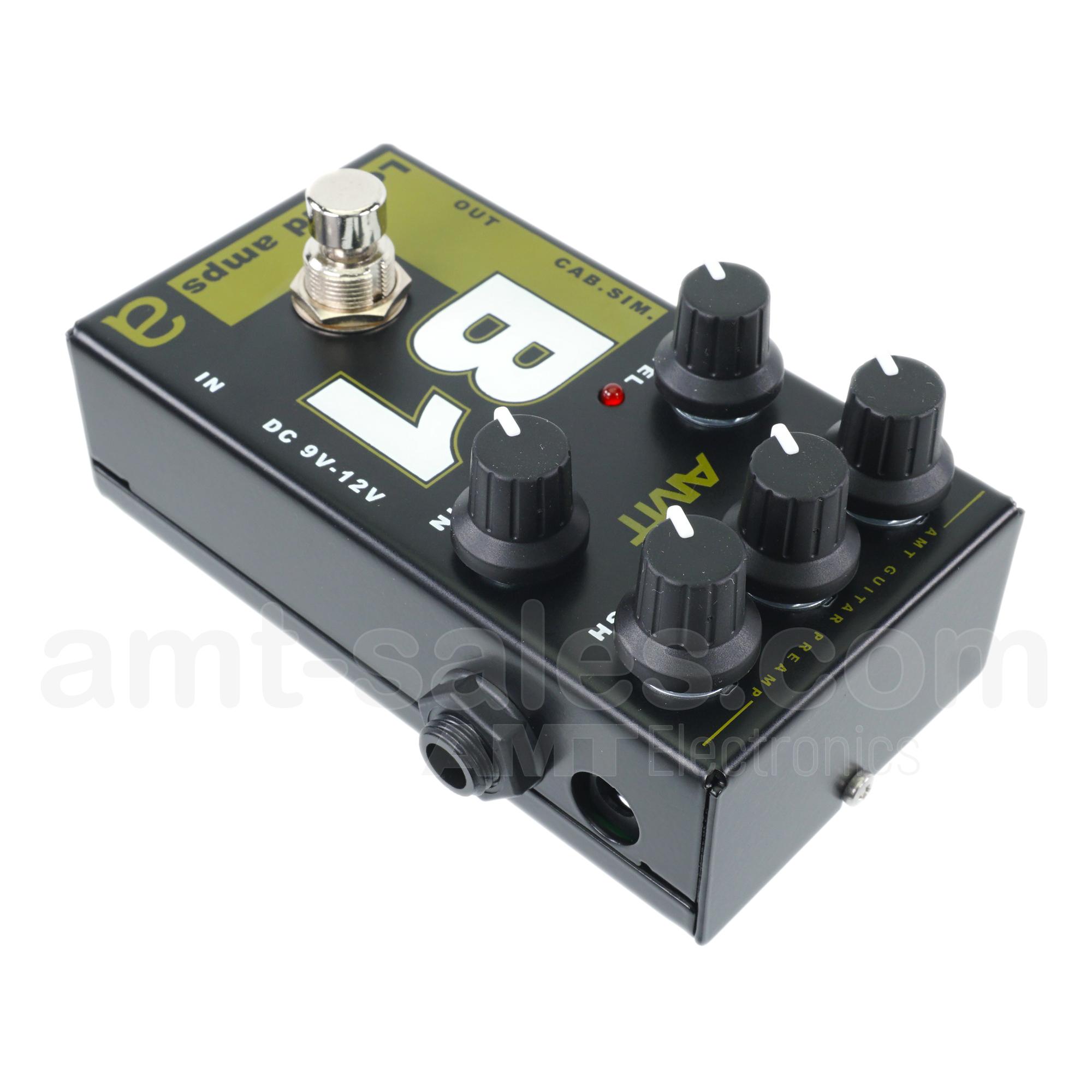 AMT B1 - JFET guitar preamp (1 channel) Bogner