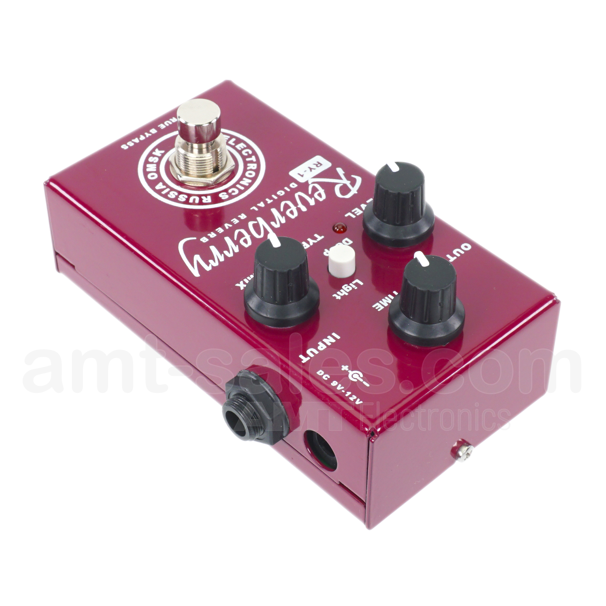 AMT RY-1 Reverberry - HQ Digital Reverb