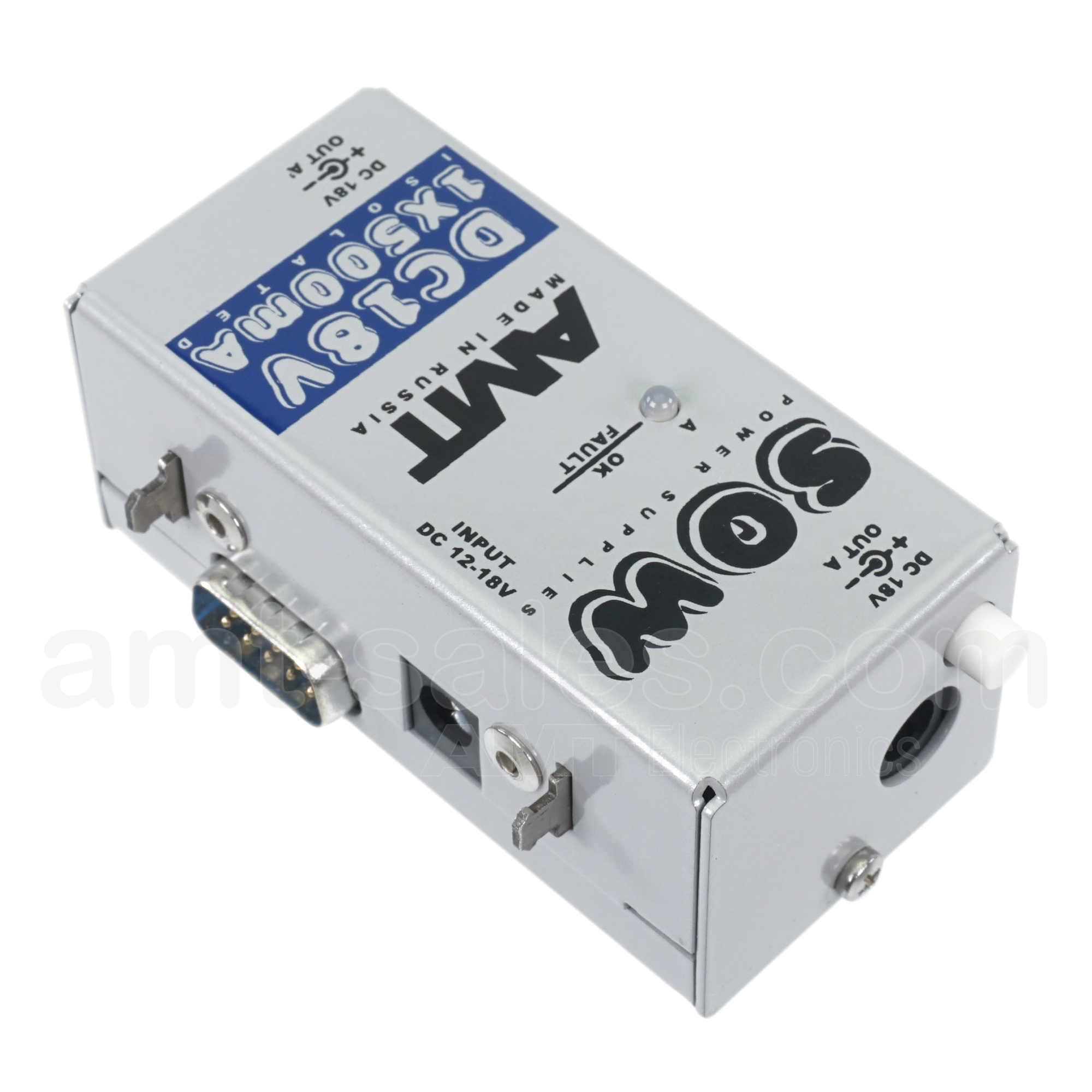 AMT SOW PS DC-18V 1x500mA - power supply module