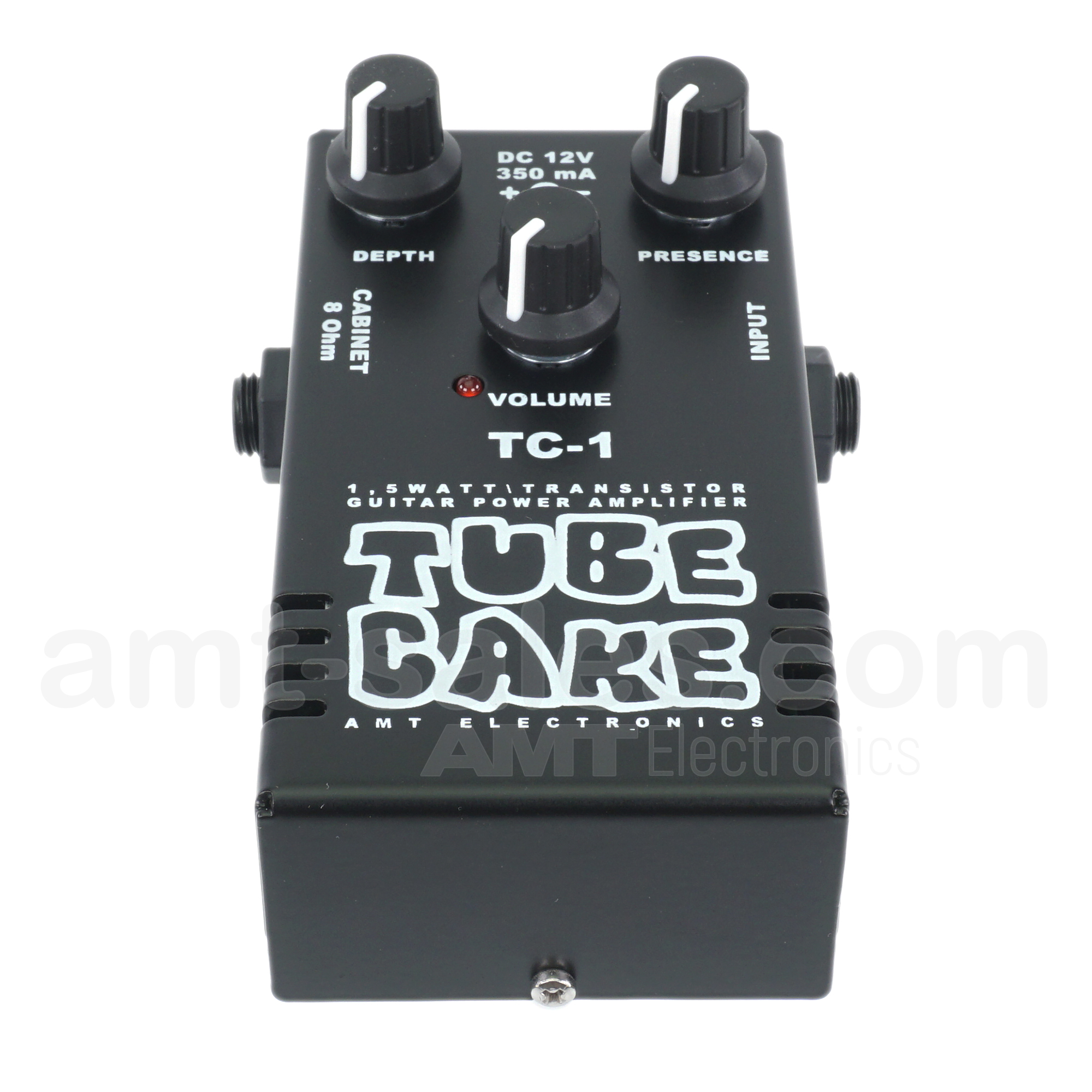 AMT Tubecake 1,5W - 1.5W Power Amplifier (100% analog)