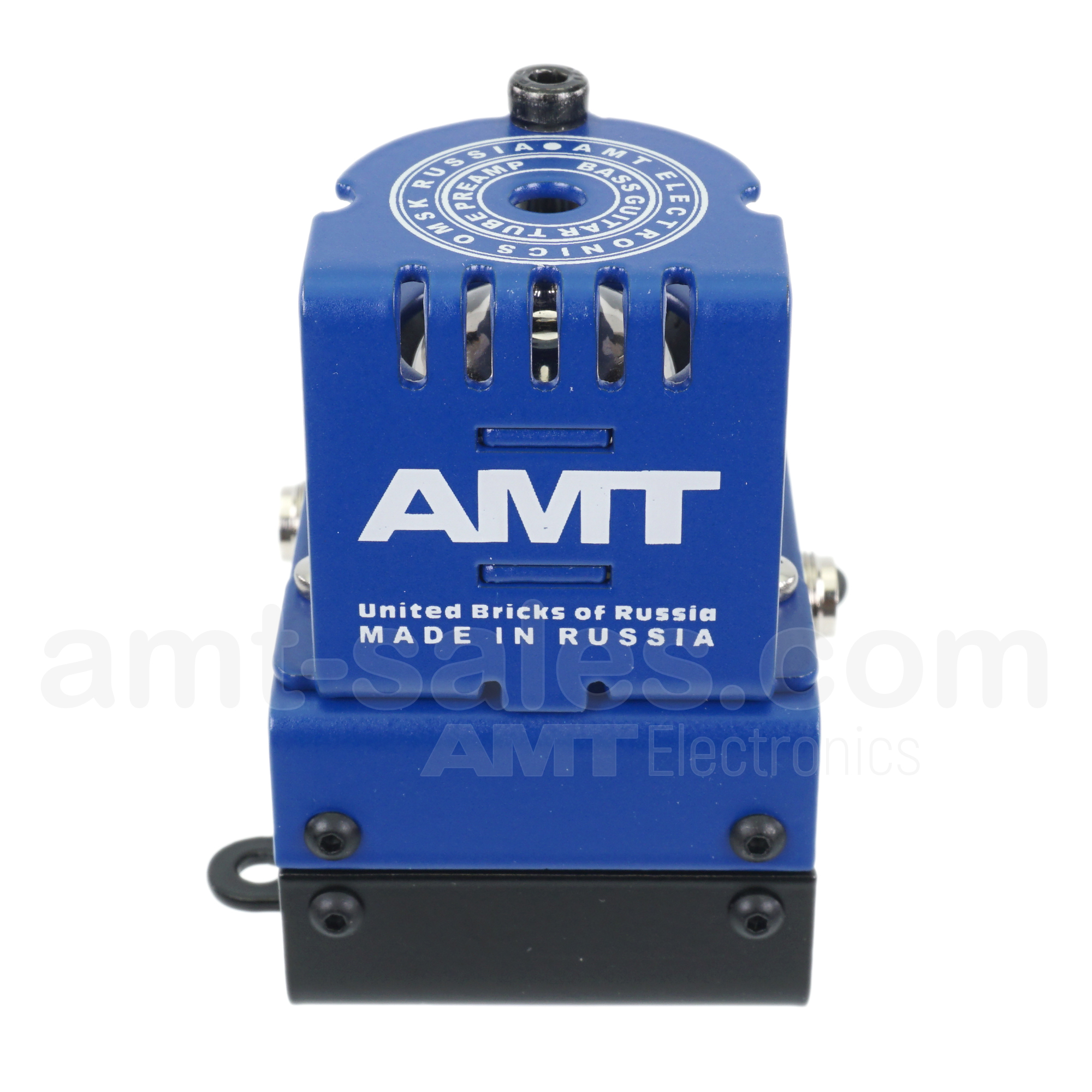 AMT Bricks A-Bass - 1 channel tube guitar preamp (Alembic)