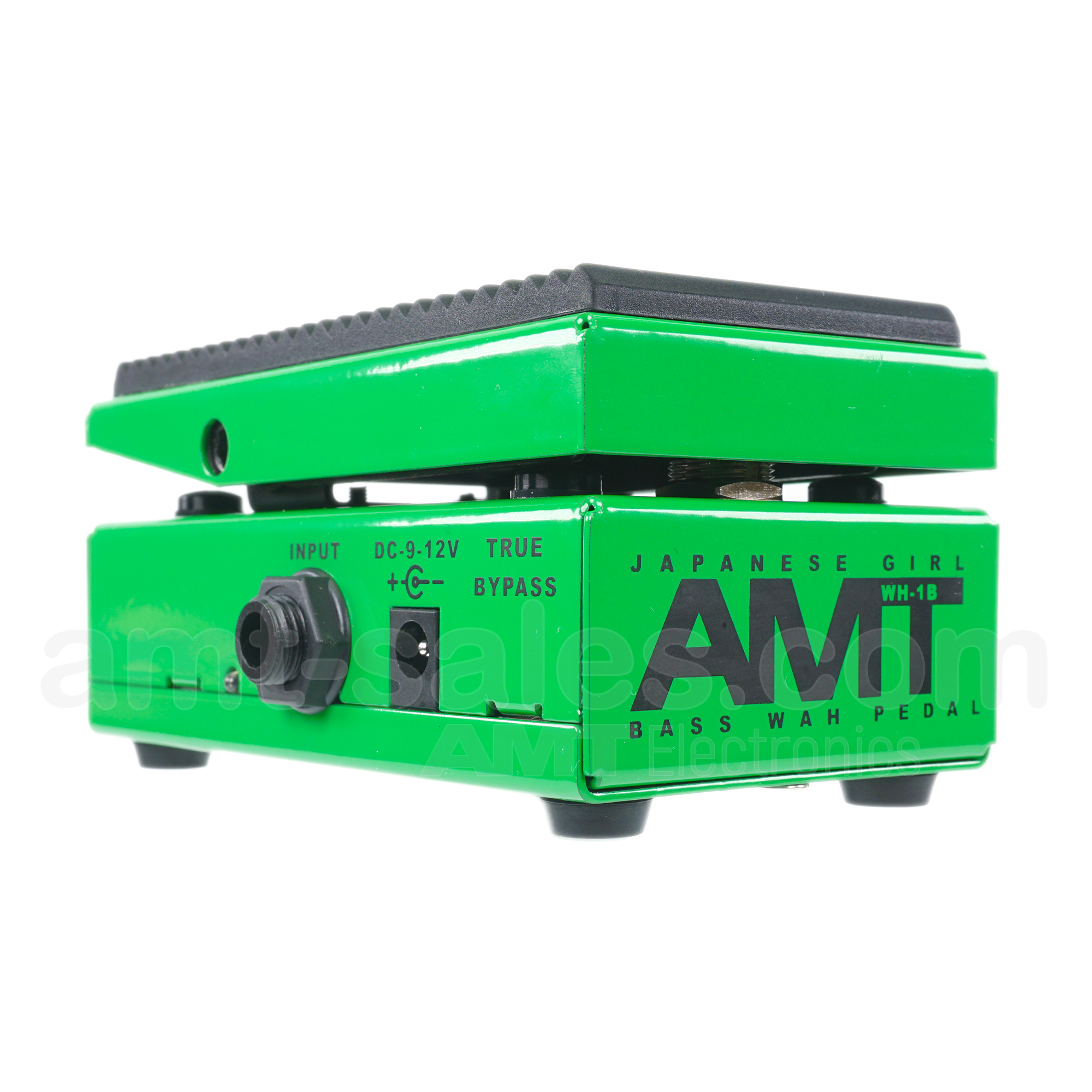 AMT WH-1B - Optical WAH-WAH pedal for bass