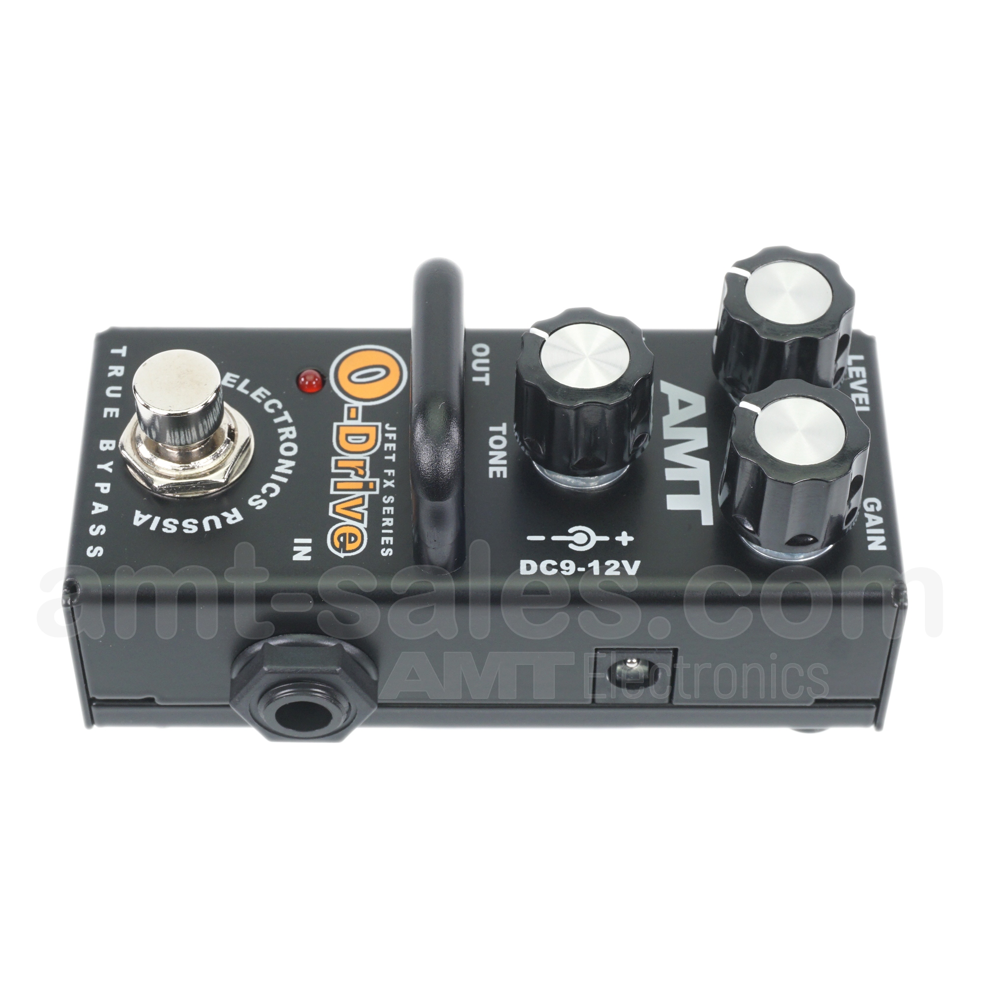 AMT O-Drive mini - JFET distortion pedal