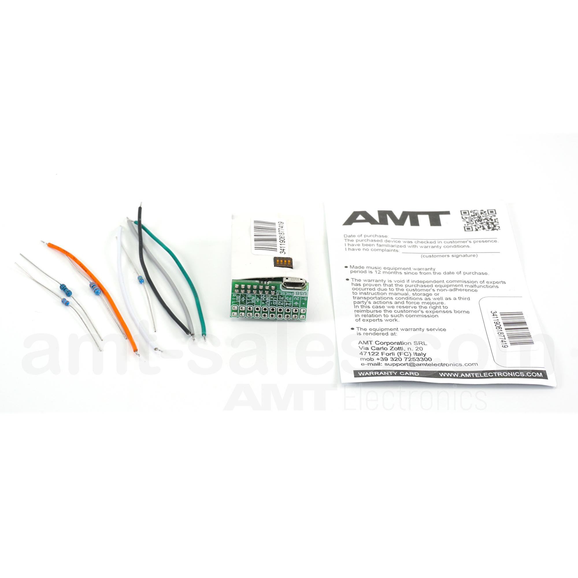 AMT Pangaea CP16A-6F22 (plug-in module)