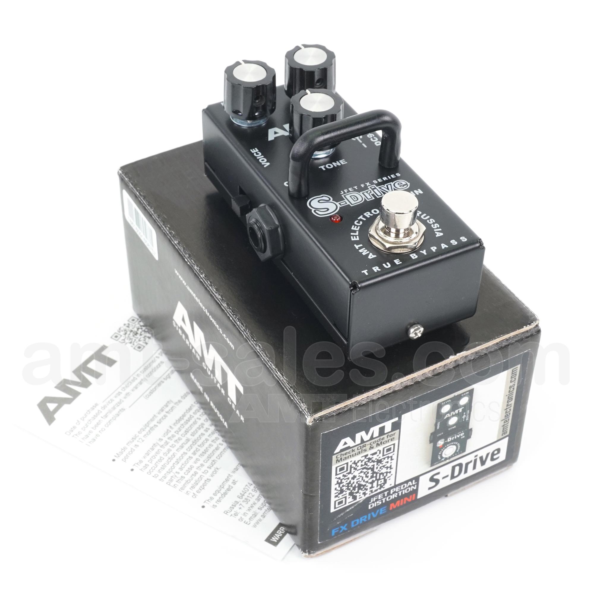 AMT S-Drive mini (Soldano)