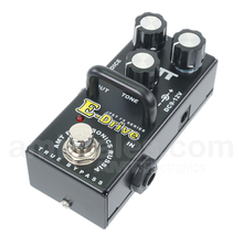 AMT E-Drive mini - JFET distortion pedal