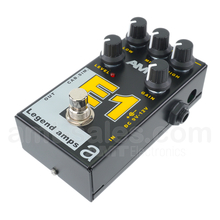 AMT E1 - JFET guitar preamp (1 channel) Engl